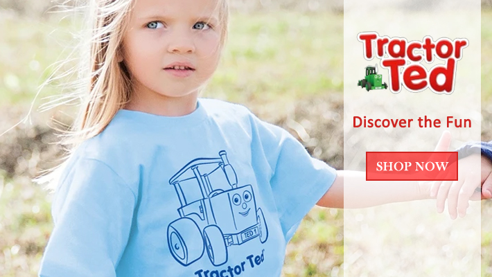 Tractor Ted Clothing
